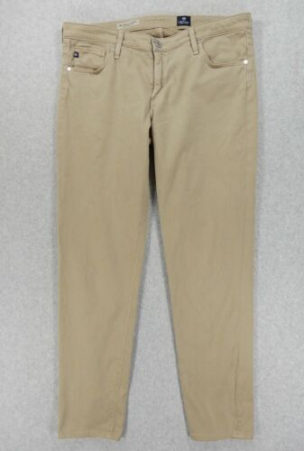 Stevie Goldschmied Straight Pants Ankle The Adriano donna Tan Slim 32r fOqwA4Hxx