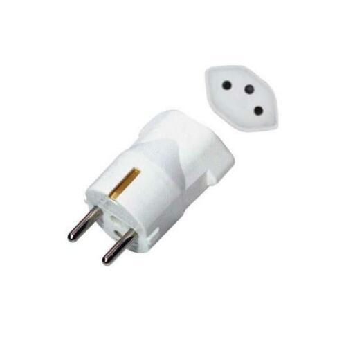 E P électrique de sécurité adaptateur connecteur S 31 en vrac Connecteurs Blanc Connecteur
