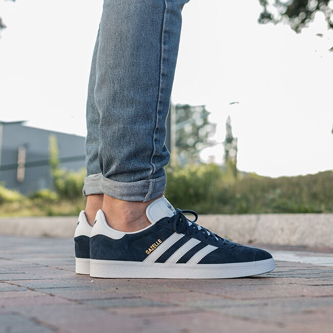 FW16 ADIDAS SHOES GAZELLE SUEDE SUEDE CHAUSSURE SHOES MAN MAN BB5478