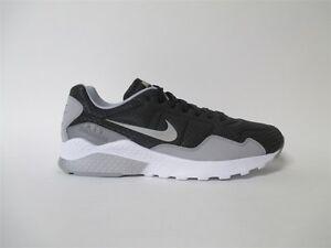Nike Pegasus 92 Oremium Black Silver Grey White Sz 10 844654-003