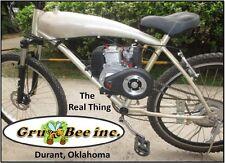 Gru-Bee 1A T-Belt Drive Kit for Huasheng 4 Stroke 49cc engine Bicycle motor