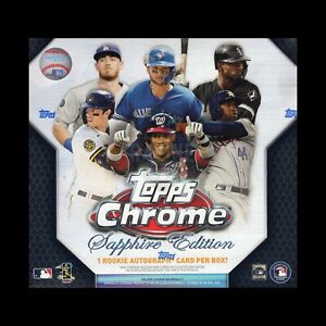 2020-Topps-Chrome-SAPPHIRE-EDITION-Hobby-Box-ON-HAND-FREE-PRIORITY-SHIPPING