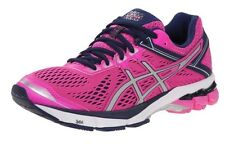 New Asics T5A7N.3593 GT 1000 4 Pink Glow Blue Women's Running Shoes Size 6.5 US