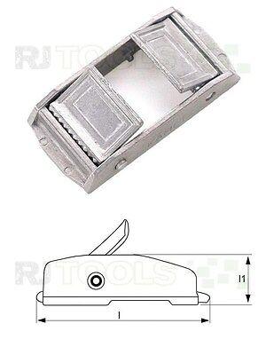 950024 Klemmschloss für 25 mm Spanngurte LC 250 daN klemme doppelt 20 stück