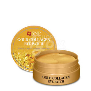 SNP-Gold-Collagen-Eye-Patch-1-4g-X-60ea-Free-Sample