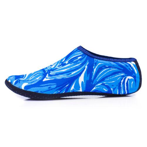 Unisex Beach Barefoot Water Non-slip Shoes Socks Swim Surf Socks UK