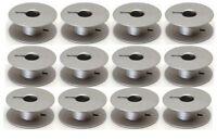Janome 1600p Aluminum L Bobbins 20 Each 55623a