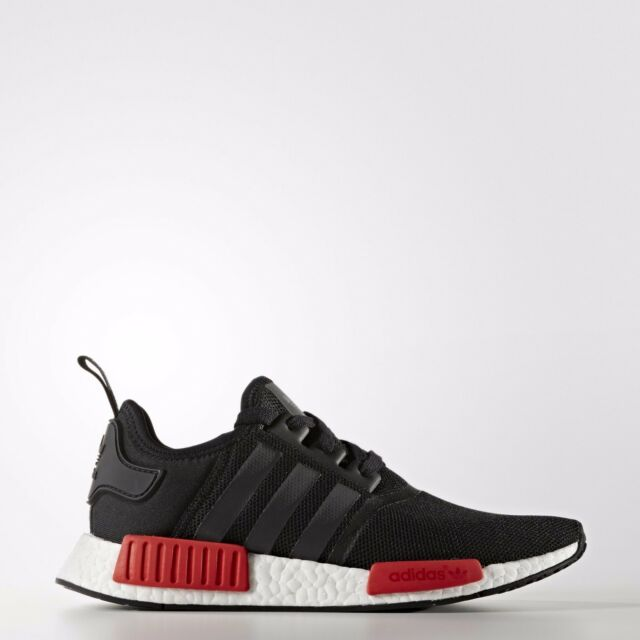 adidas NMD R1 Bred (GS)