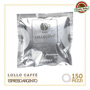 150-Cialde-In-Carta-Lollo-Caffe-Miscela-Argento