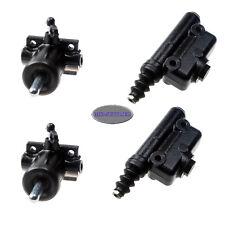 2pc Brake Master Amp Slave Cylinder Kit For Case Fork Lift Backhoe 450c 480c 580c