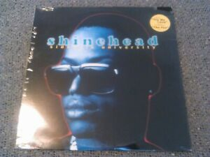 SHINEHEAD - SIDEWALK UNIVERSITY LP MINT / SEALED!!! ORIGINAL U.S ELEKTRA THE PEN