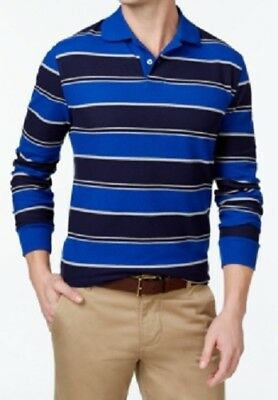 Sweatwater Mens Casual Regular Fit Stripe Fashion Button Down Long Sleeve Shirts