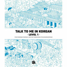 Talk to me in Korean Level 1 Textbook for Hanguel learning Korean **