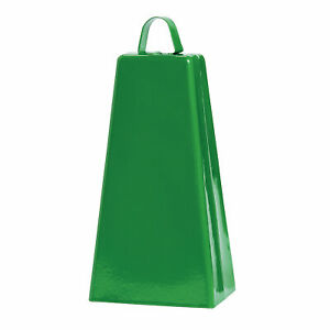 Jumbo Green Cowbell - Toys - 1 Piece