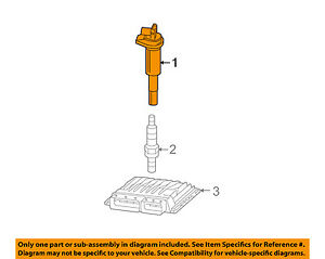 BMW-OEM-11-18-X5-Ignition-Coil-12138616153