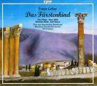 Lehr: Das Frstenkind (CD, Jun-2013, 2 Discs, CPO)