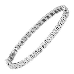 1-5-ct-Diamond-Square-Tennis-Bracelet-in-Sterling-Silver-7-5-034