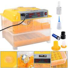 96 Digital Egg Incubator Hatcher Temperature Control Automatic Turning Chicken