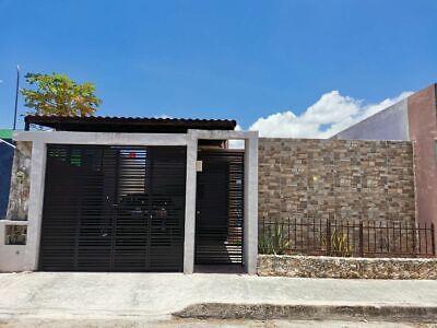 Se vende hermosa casa en Xoclán, Mérida. ¡Oportunidad!