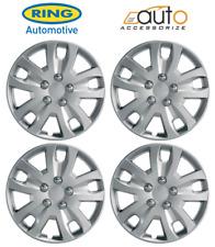 FIAT PUNTO EVO 15 Inch spark silver Car Alloy Wheel Trims Hub Caps Set of 4 2010 on