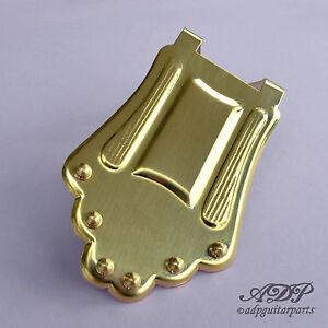 Cordier Busato Origin Manouche Gipsy Jazz Guitar Brass Tailpiece craft.M.Dupont