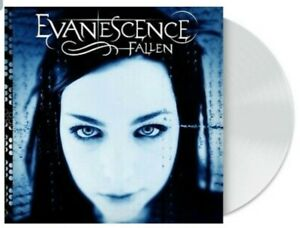 Evanescence-Fallen-Limited-Edition-Clear-Vinyl-LP-UK-Exclusive-Only-500-unopened