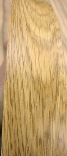 "1.25/"" Oak woodgrain polyester edgebanding 1-1//4/"" x 120/"" with preglued adhesive"