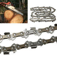 14''/16''/18''/20''/22'' Chainsaw Saw Chain Blade Sears Gauge 3/8''lp Accessory