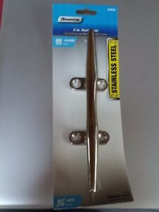 Antiques Hearty 8 Inch Boat Dock Cleats Brand New In Original Package Never Opened Profit Small