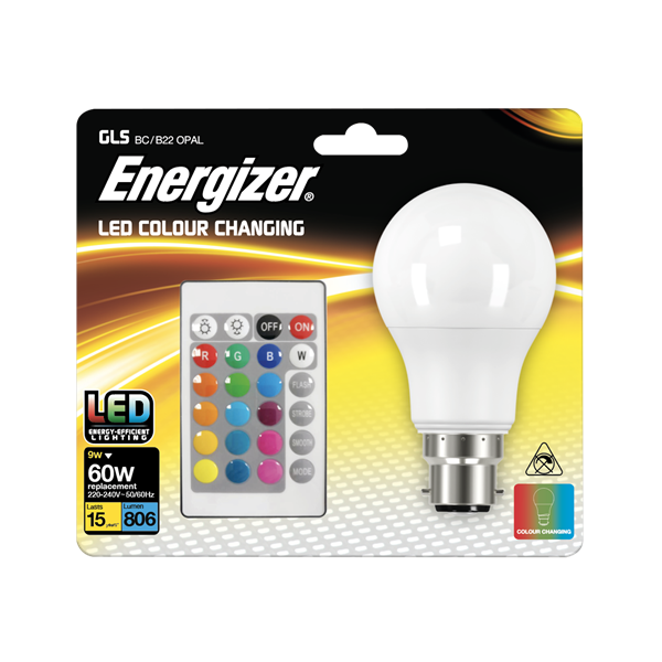 Energizer 30w 40w Eco Halogen Candle Bulbs BC B22 Push in Dimmable Warm White Pack of 6