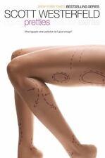 Uglies: Pretties by Scott Westerfeld (2011, Paperback)