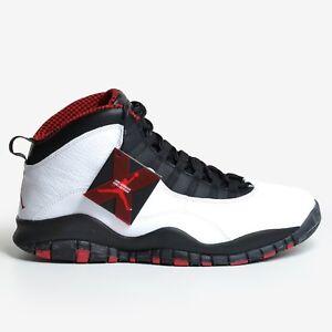 Nike Air Jordan 10 X Retro Chicago 310805-100 A