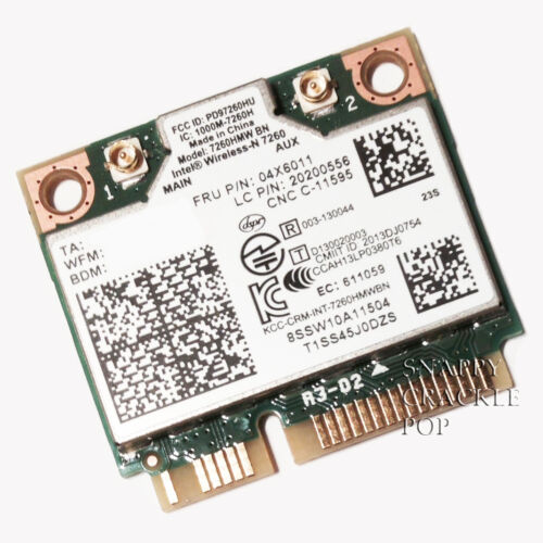 Lenovo ThinkCentre SFF E73 E73z M73 M73z E93z Wireless N Bluetooth 4.0 WIFI Card