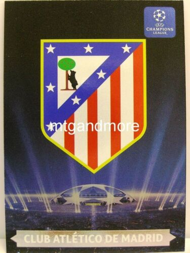équipe logo//BLASON choisir ADRENALYN xl ligue des champions 13//14
