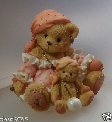 "CHERISHED TEDDIES ""CARRIE GYPSY GIRL 141321  MINT IN BOX"