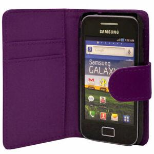 Portefeuille-bleu-cuir-emplacements-pour-cartes-de-cas-de-telephone-pour-Samsung-Galaxy-Young-GT