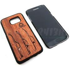 SAMSUNG GALAXY S7 - 7 HEAVEN RX-7 COLLAGE WOOD PHONE CASE RX7 12A 13B 20B