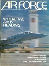 1984 Air Force Magazine TAC Air Future/Tactical Priorities/Soviet Military Power