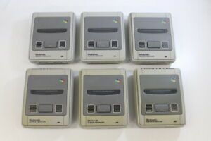 Official-Nintendo-Super-Famicom-Console-SFC-SNES-Parts-Repair-AS-IS-Japan-Import