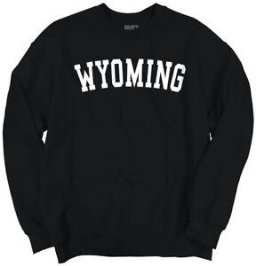 Wyoming-Athletic-Vacation-State-Pride-Gift-WY-Crewneck-Sweat-Shirts-Sweatshirts
