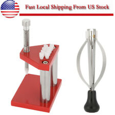Watch Repair Tools Hand Remover Fitter Plunger Puller Press Set Fitting Kit