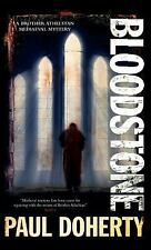Bloodstone (Brother Athelstan), Doherty, Paul, Good Condition, Book