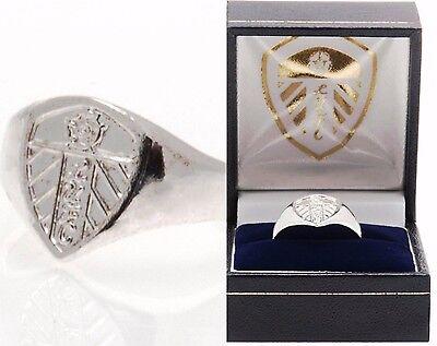 Anillo de Plata Plateado Crest - Regalo Celtic F.C Gran tamaño X