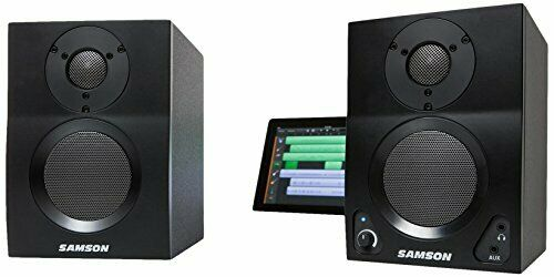 Samson MediaOne BT3 Active Studio Monitors  Pair w  blueetooth Free Ship