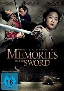 Memories-of-the-Sword-Asia-Eastern-DVD-2016-NEU