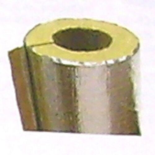 Rauchrohr Isolierung 130 mm m Alukaschierung