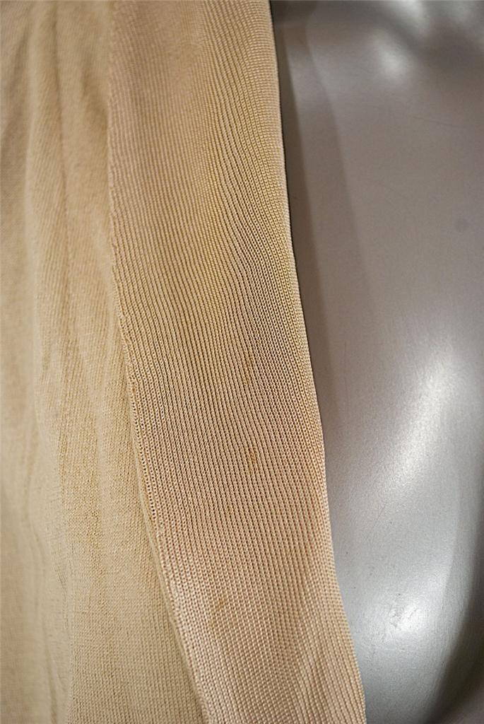 ALEXANDER MCQUEEN Bamboo Cashmere Sweater-NICE Beige D B Cardigan Sweater-NICE Cashmere  Sz 46 US 8 476a6e