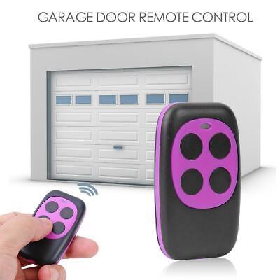 315-868Mhz Universal Fix Rolling Gate Garage Door Remote Control Duplicator Kits