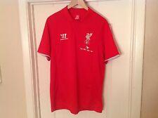 Liverpool FC Men's Training Shirt 2014/15 Season, size L
