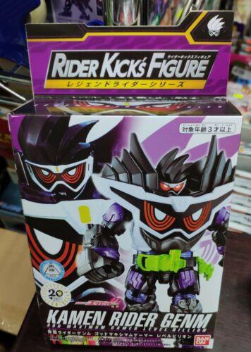 Bandai Kamen Rider Kick/'s Figure RKF Zi-O Genm God Maximum Gamer Level Billion